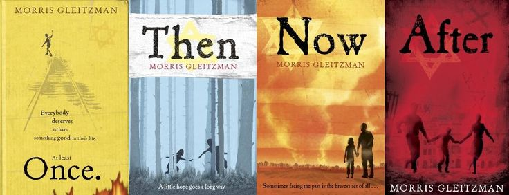 essay on once by morris gleitzman So begins morris gleitzman's then, the latest in that shadowy sub-genre of children's books, the holocaust noveltackling the subject for adult readers is difficult enough, and many authors have.