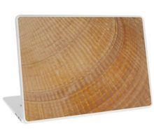 Laptop Skin.  #scallopseashell #seashell #seashellmacro #macro #sandrafoster #sandrafosterredbubble