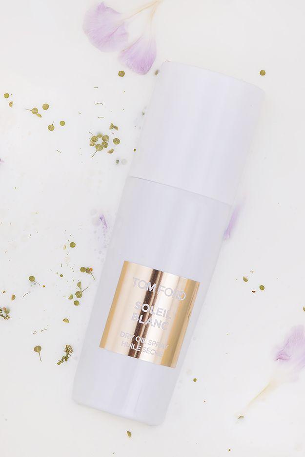 Сухое масло для тела Dry Oil Spray Winter Soleil от Tom Ford — выбор Buro 24/7