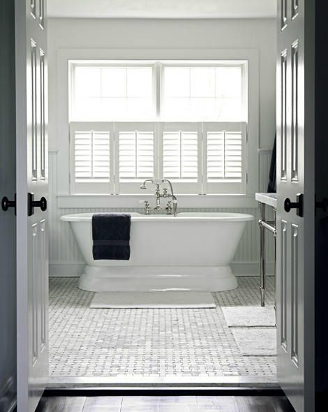 When I, one day, get my bathroom remodel..this is the tub I want. I already have the window :)