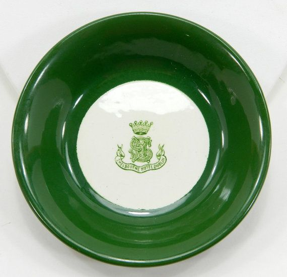 Shelbourne Hotel Dublin Ireland Pin Dish by QueeniesCollectibles, $19.99