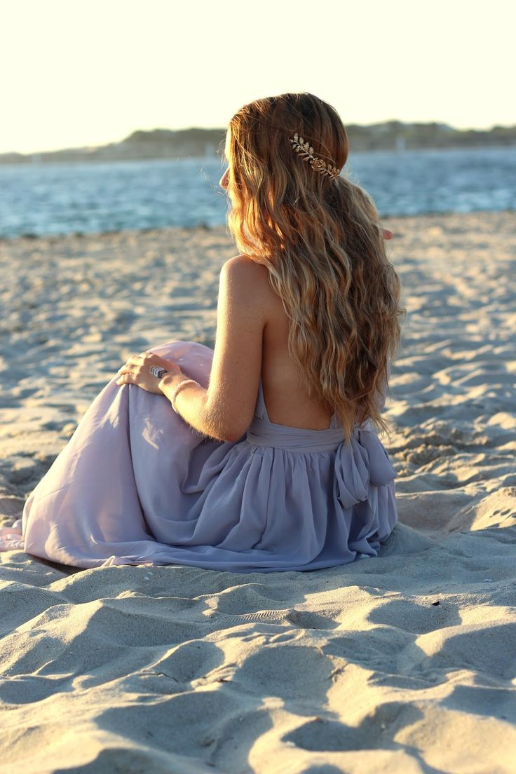 Foto na praia