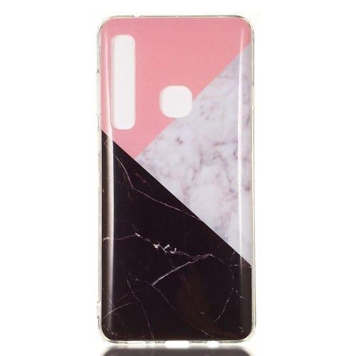 Samsung Galaxy A9 - Coque marbre triangles | Aesthetic phone case ...