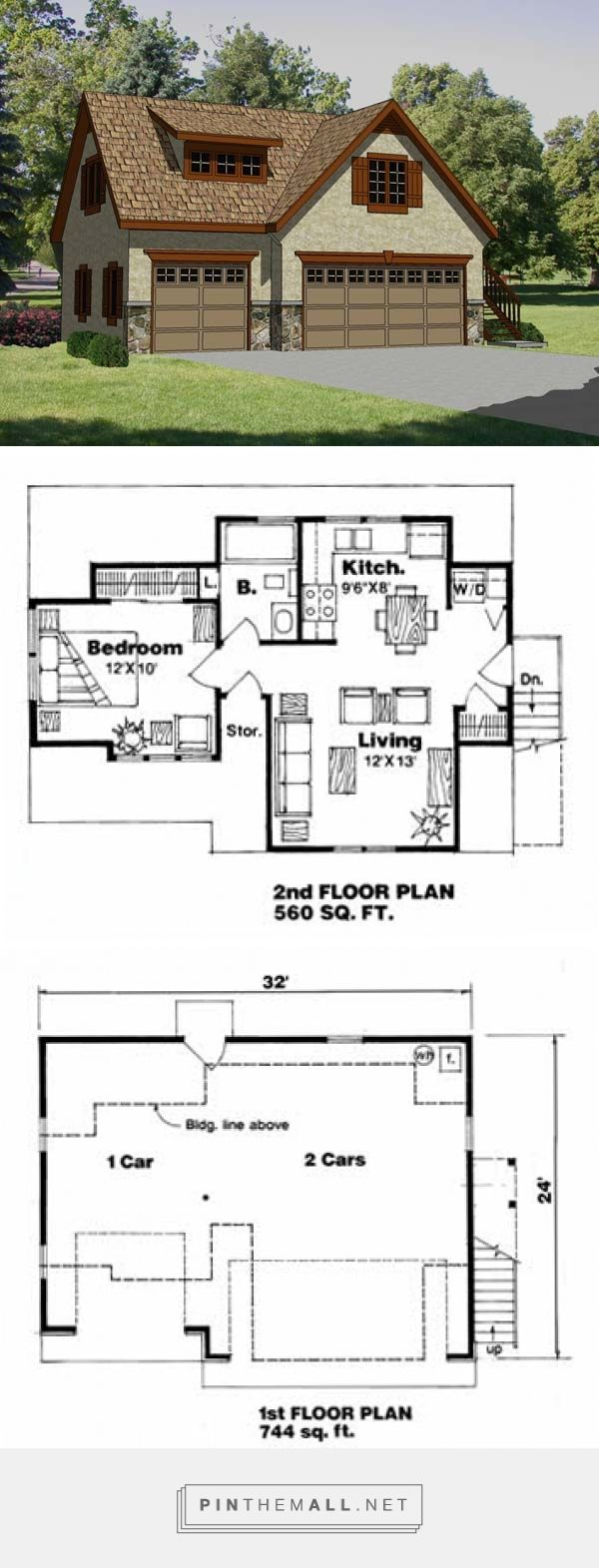 16 best contemporary house plans images on pinterest