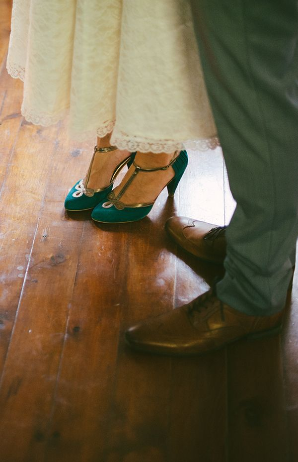 A small town, small chapel, huge love South African wedding | Offbeat Bride