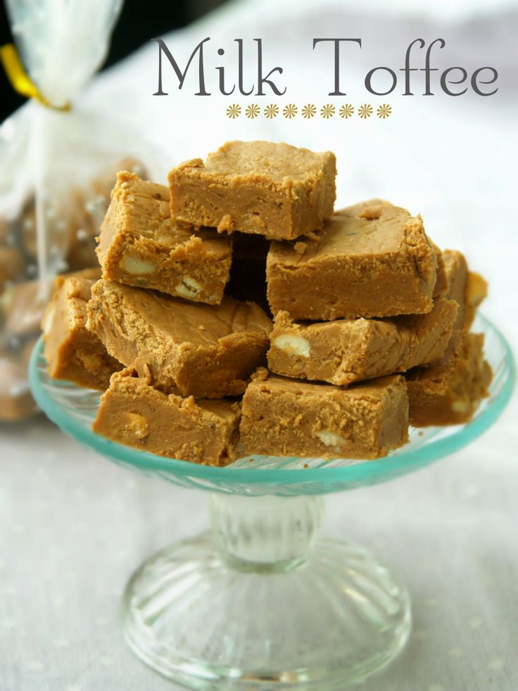 This milk toffee recipe is one of our oldest and most treasured recipes - loved by all in our family.