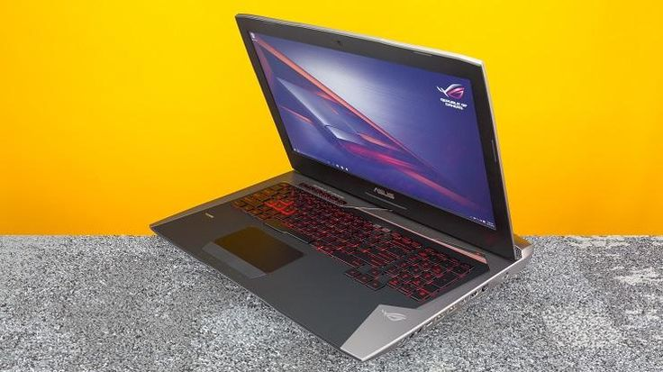 The Best Gaming Laptops of 2016 08/16 Update - Asus Inline