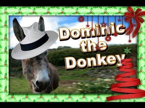 """""""Dominic the Donkey"""" (the Italian Christmas Donkey)"""