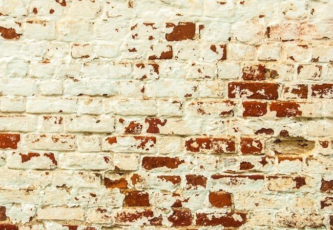 How To Remove Paint From Brick Painted Brick Walls Paint Remover Painted Brick