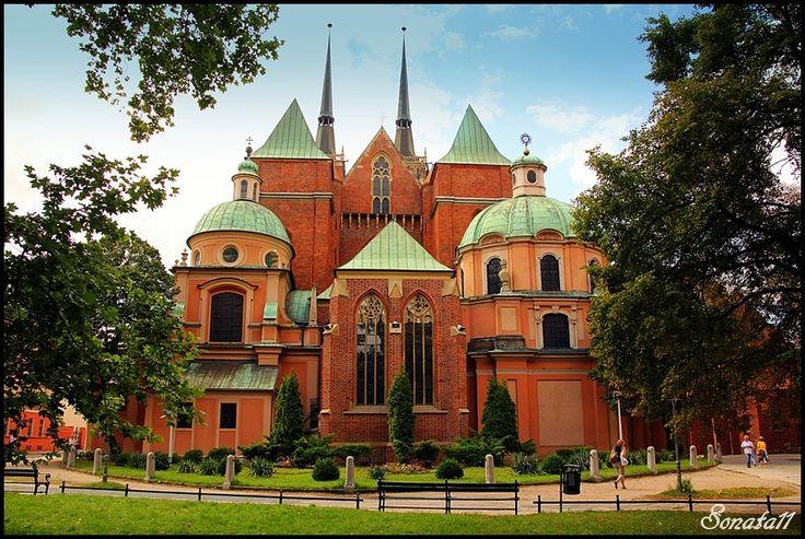 Wrocław Cathedral - Wroclaw, Dolnoslaskie