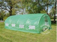 Polytunnel Greenhouse 3x6x2 m