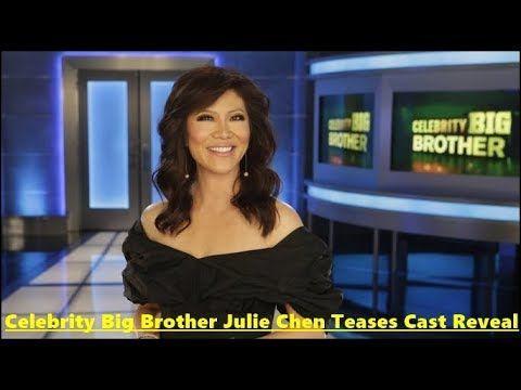 Celebrity Big Brother Julie Chen Teases Cast Reveal