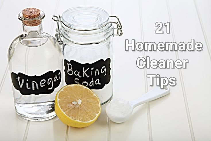 21 Homemade Cleaner Tips That Actually Work Better Than Commercial Cleaners