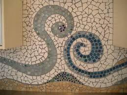 bathroom mosaic designs - Google Search