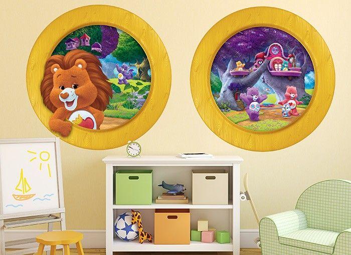 39 best Care Bears images on Pinterest | Care bears, Vinyl wall ...
