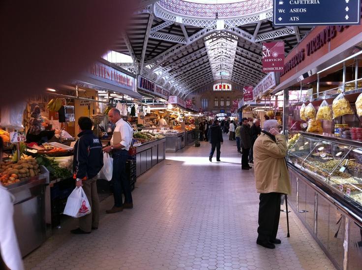 Boedapest marketplace