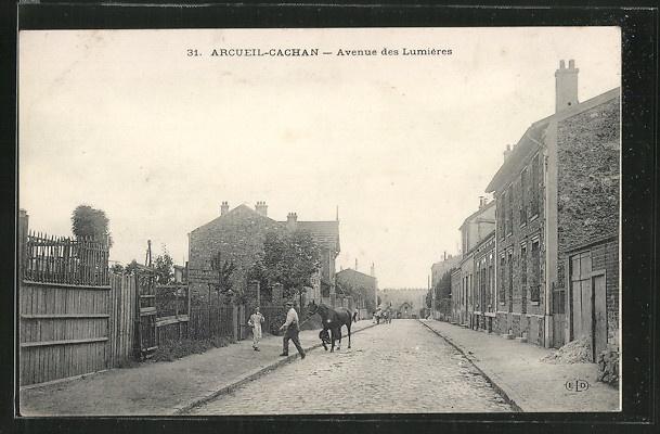 Avenue des Lumieres