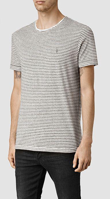 All Saints - tshirt- vêtement de l'été