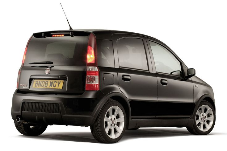 EVO Fiat Panda 100HP buying checkpoints