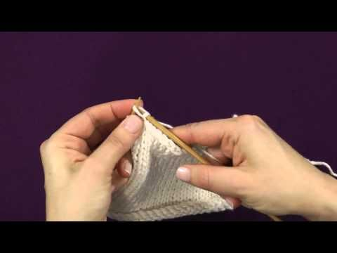 Learn the Elastic Cast-On with Knitting Expert Patty Lyons! - YouTube