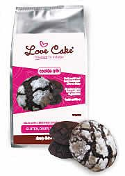 Love Cake Organic Chocolate Cookie Mix {gluten free, dairy free, soy free and nut free}