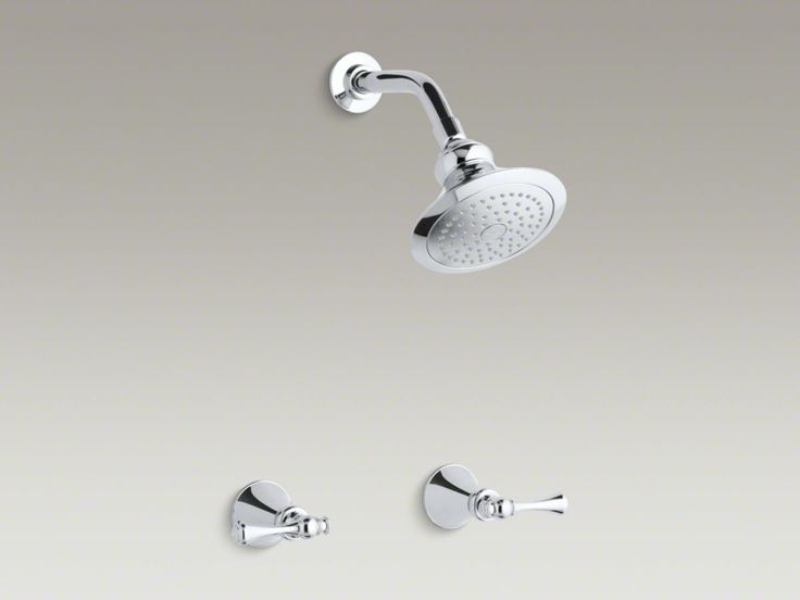 Old Kohler Shower Faucet Trim Kit