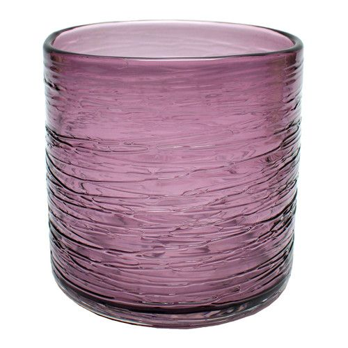 Found it at Wayfair - St. Enimie Round Glass Vase
