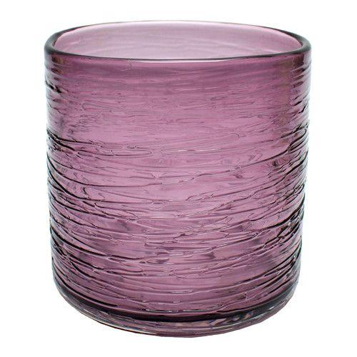 Found it at Wayfair - St. Enimie Round Glass Vase