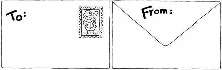 Stuur een briefje