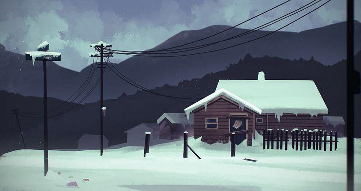 House - The Long Dark