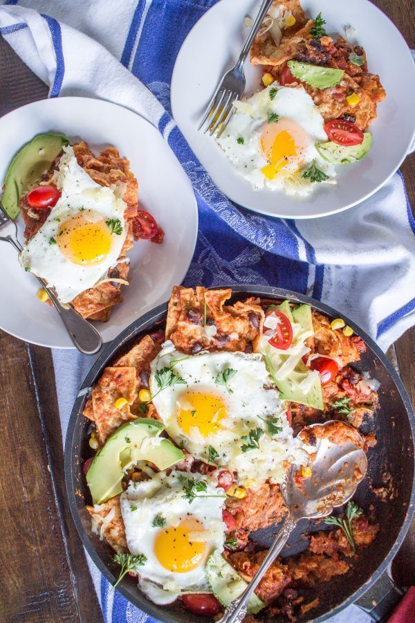 How to Make Chilaquiles (the best breakfast ever)