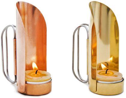 Tea Light Lanterns, kaufman mercantile