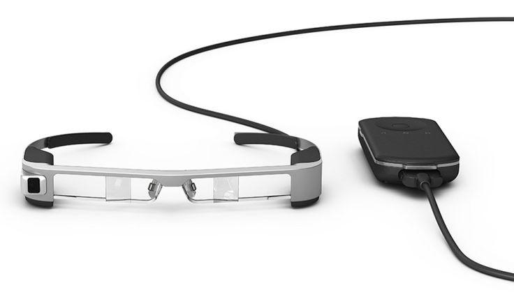 Epson Announces Moverio BT-300 Smart Glasses | TechCrunch