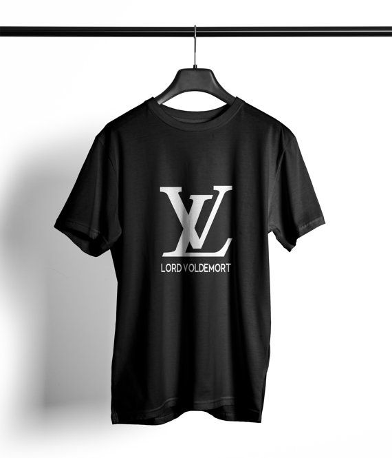 Lord Voldemort unisex T-shirt  chemise de Harry Potter