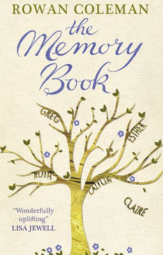 The Memory Book by Rowan Coleman A beautiful, sad and ultimately uplifting novel about a wife and mother who falls victim to early onset Alzheimers… http://richardandjudy.whsmith.co.uk/20-14/autumn2/rowancoleman-thememorybook/