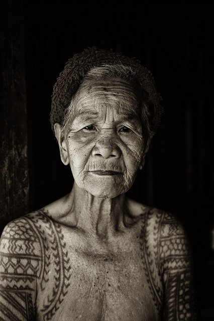 Lovely: Human Faces, Women Tattoo, Old Tattoo, Tribal Women, Filipino Tribal Tattoo Women, Beautiful, Filipino Women, Tribal Tattoo Design, People