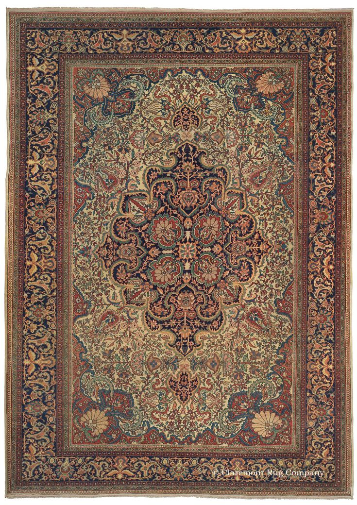 17 Best Images About Antique Persian Ferahan Amp Ferahan