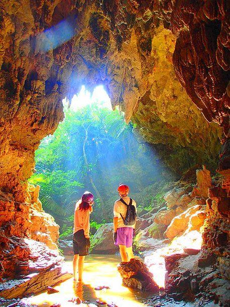 Iriomote caving tours
