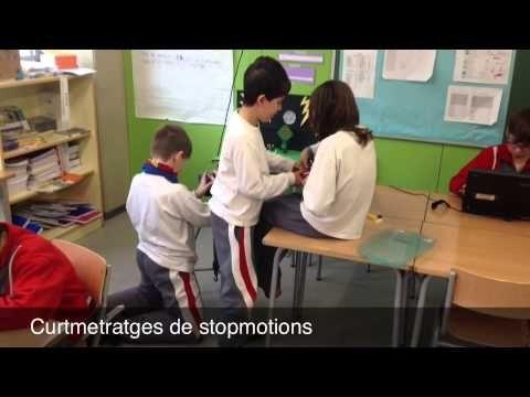 Vídeo ilustrativo sobre cómo llevar a cabo proyectos de investigación.Encontrado en GRAÓ, revista de Educación.