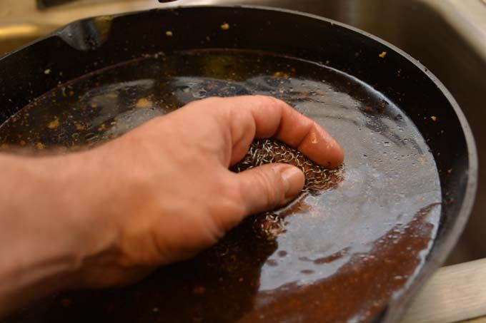 Cast iron and carbon steel pans are dandy additions to your kitchen but how do you clean and care for them? Read Foodal's guide and find out now.