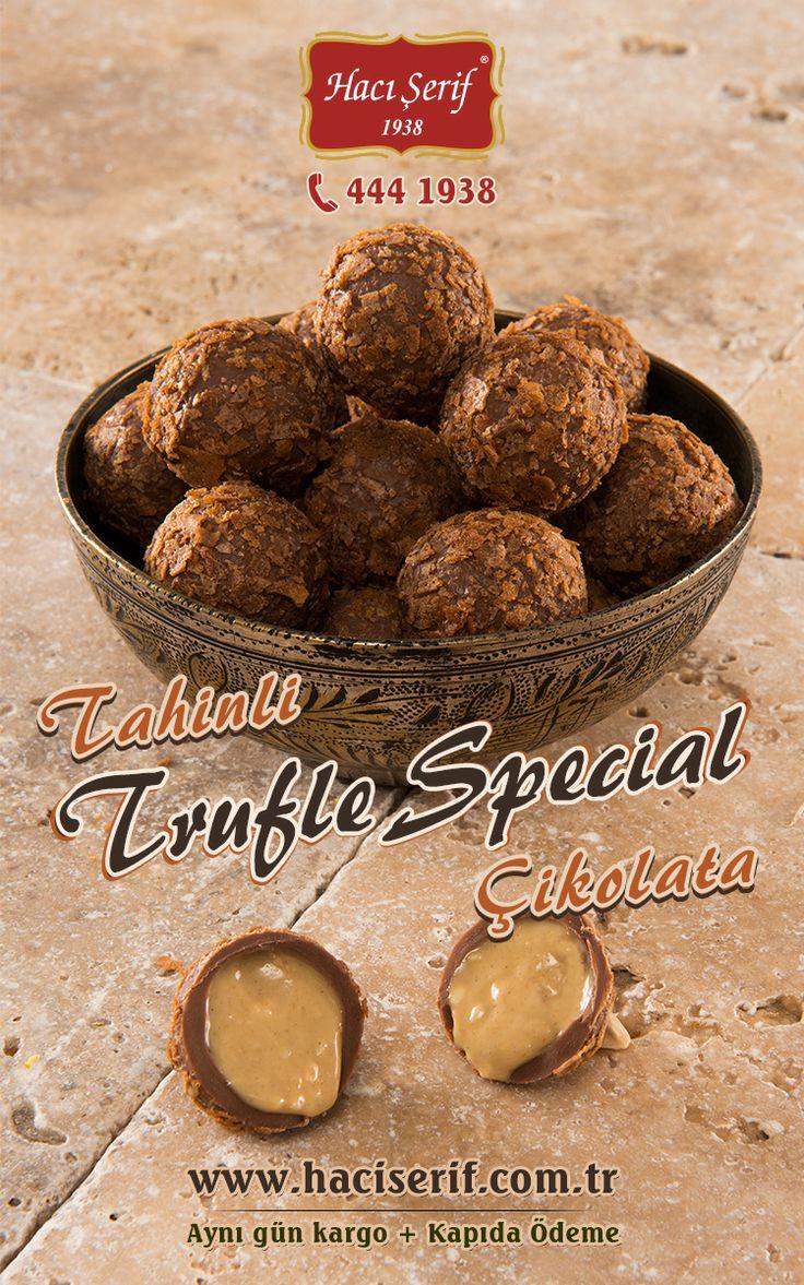 #çikolata #tahin #truffle # hediye #mutluluk #lovely # special # chocolate # yummy # gift # delicious # gelenekten #geleceğe #hacışerif #haciserif #4441938