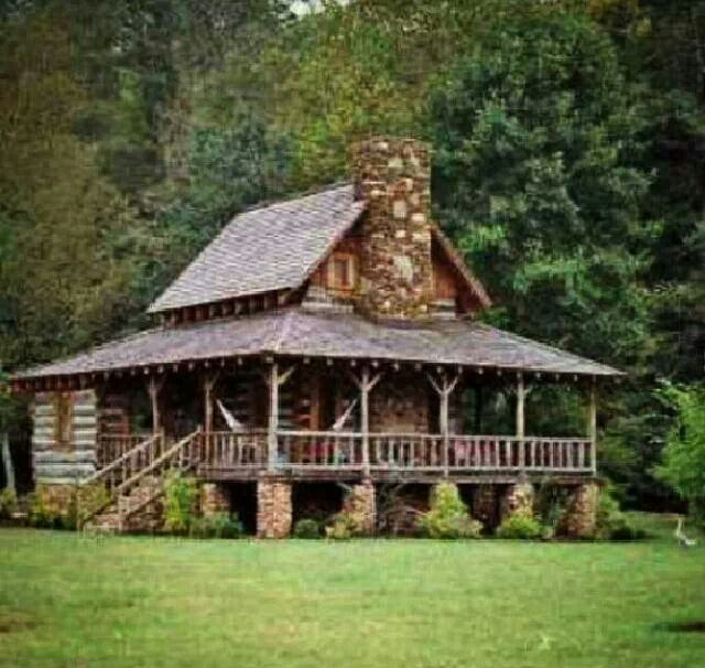 Country Living love this house!