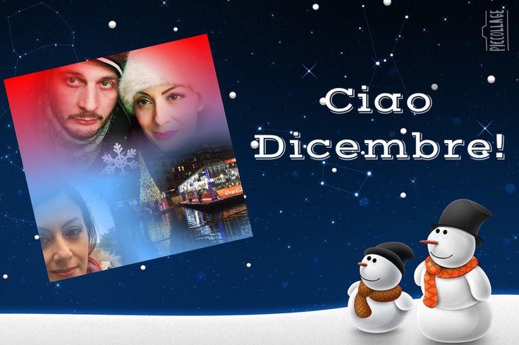 ciao dicembre !
