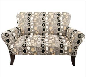 Want this: Marketing Loveseats, Polka Dots Fabrics, Accent Loveseats