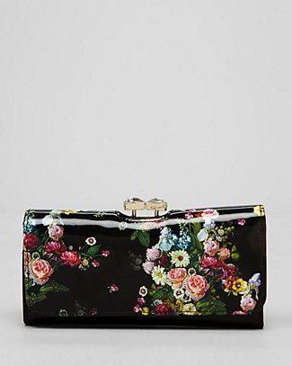 Ted Baker Wallet - Oil Blossom