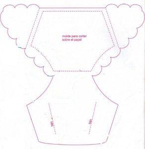 moldes de tarjetas para baby shower (1)