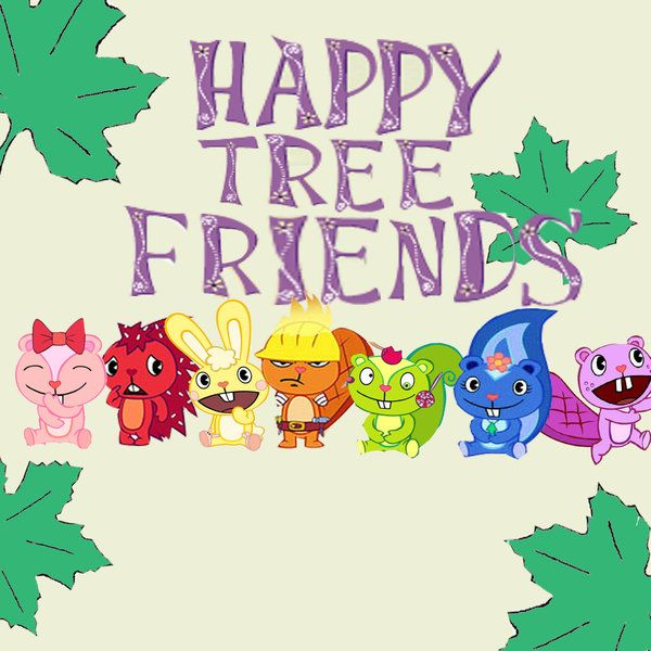Happy Tree Friends Cartoon Series
