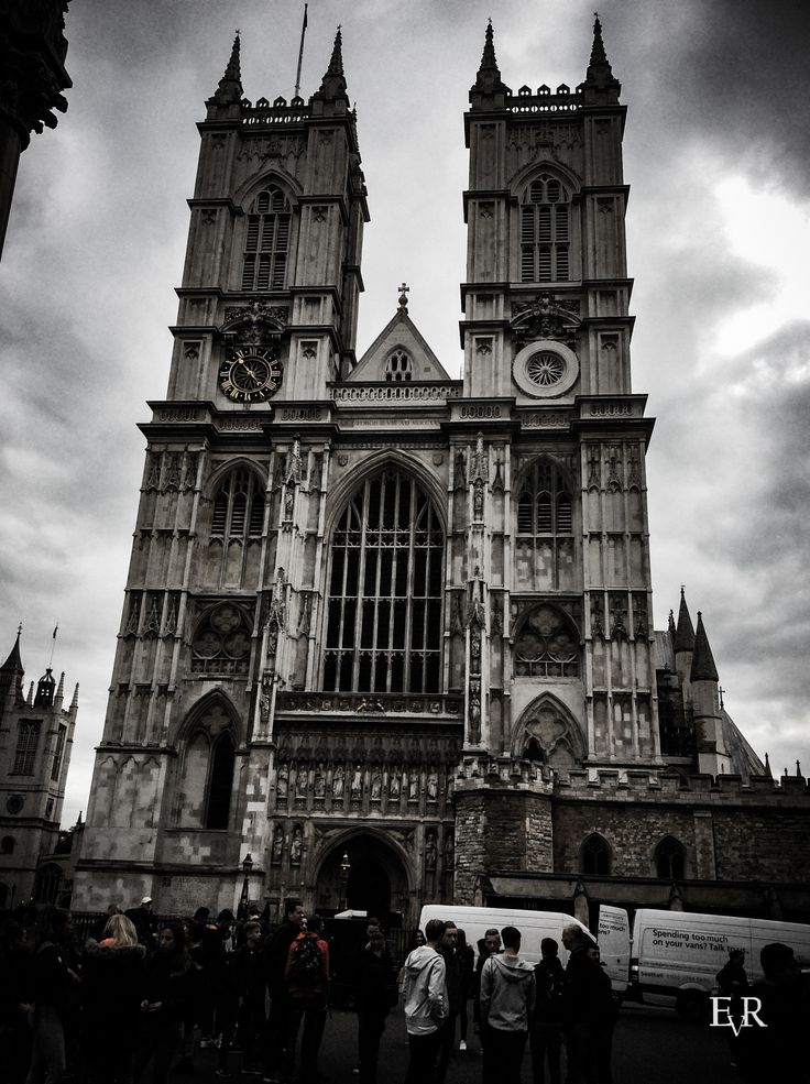 EVR Photography - Westminster Abbey, London, England