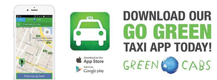 Green Cabs app Go Green