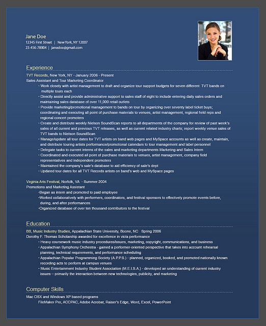 Find great tips for writing resumes and cover letters.